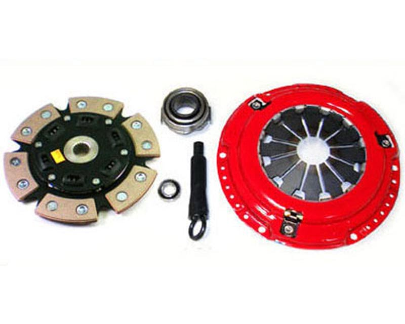 RalcoRZ Stage 3 Ceramic Sprung Clutch Kit Mazda RX-7 Turbo 93-99
