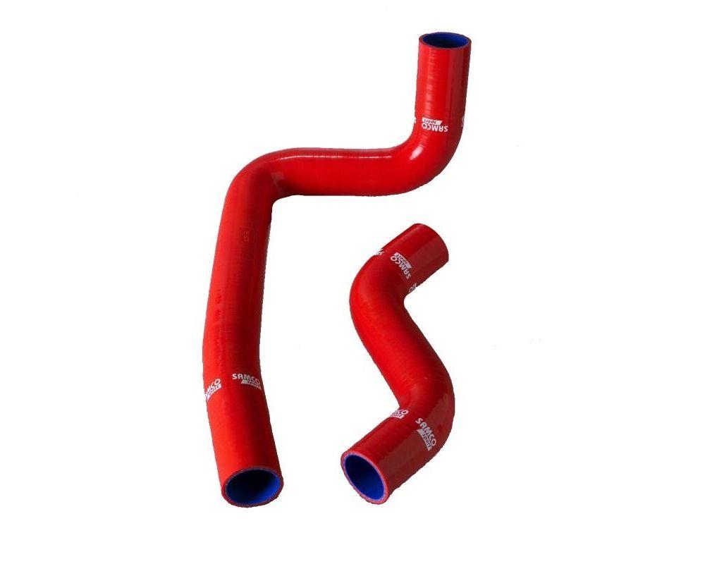 Samco Viper Red Coolant Hoses Nissan GTR 2008+