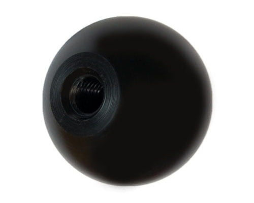 Torque Solution Delrin 50mm Round Shift Knob Universal 10×1.25