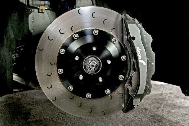 Alcon Superkit 400x36mm Mono6 Front & Rear Brake Kit w/RS9-2 Pads Nissan GT-R R35 09-20