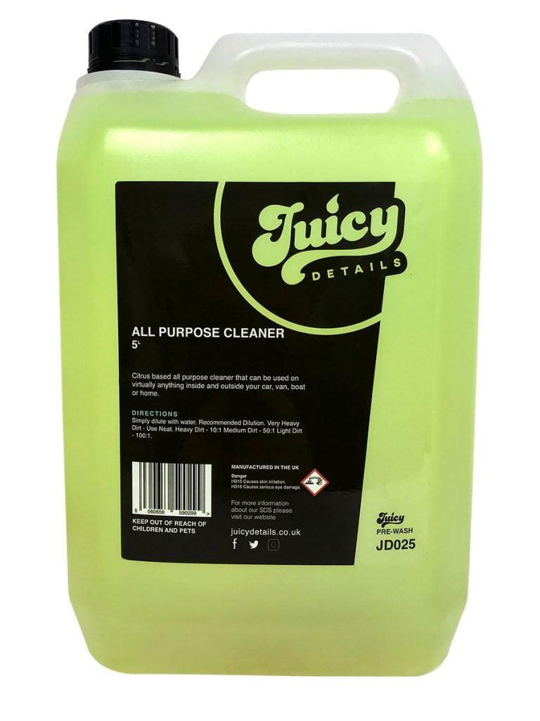 All Purpose Cleaner – APC 5 Litre – Juicy Details