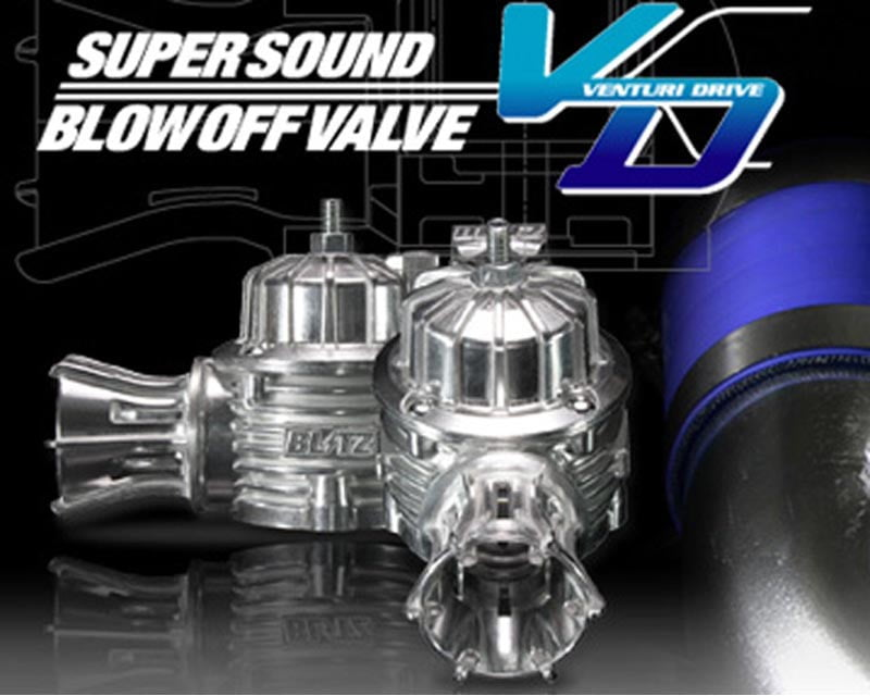 Blitz Blow Off Valve VD Nissan Skyline R34 98-03