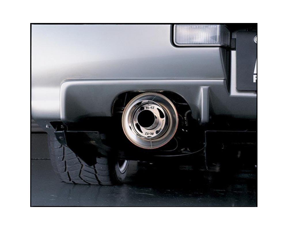 Blitz NUR-V Catback Exhaust Nissan Skyline R34 95-02