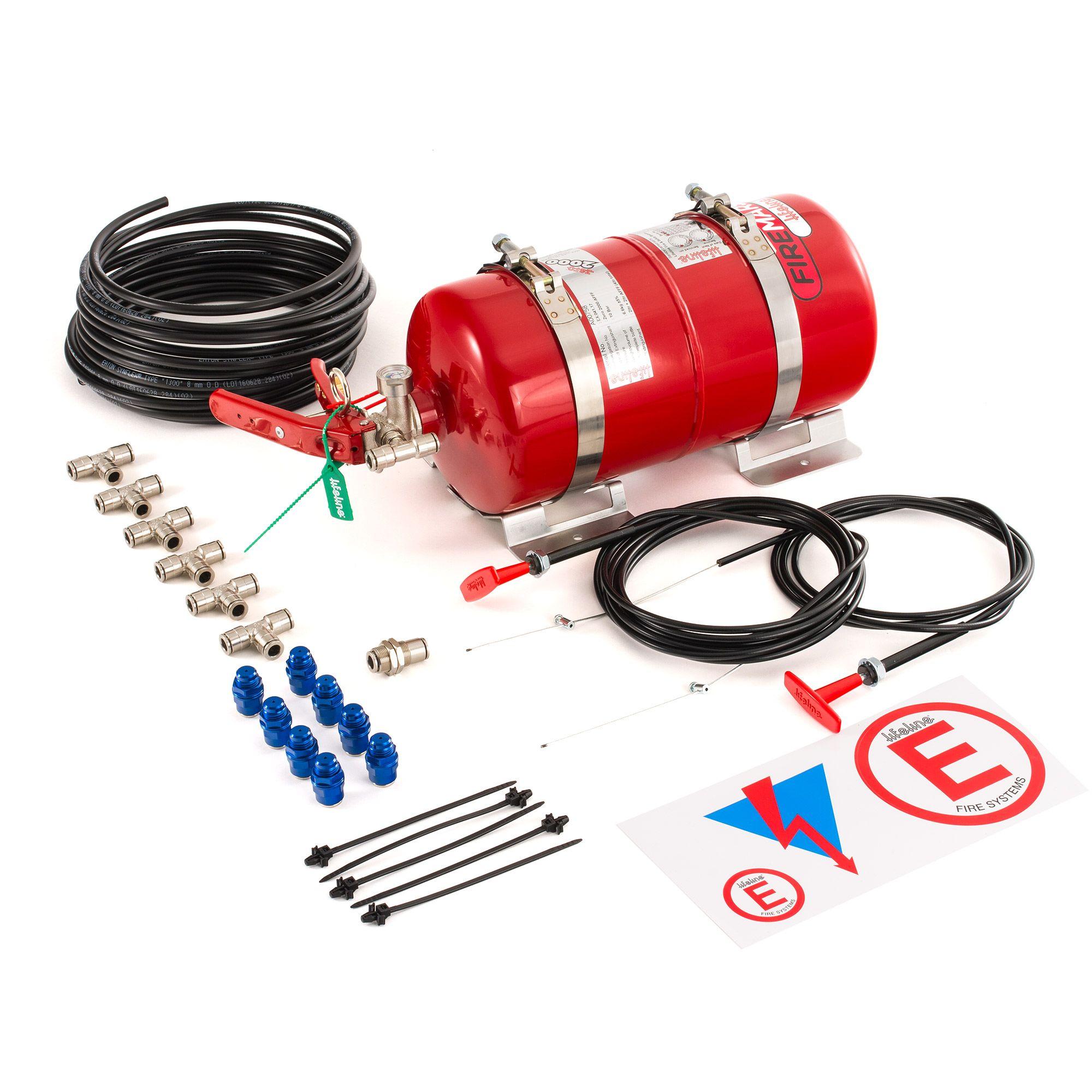 Fire Extinguisher Kits