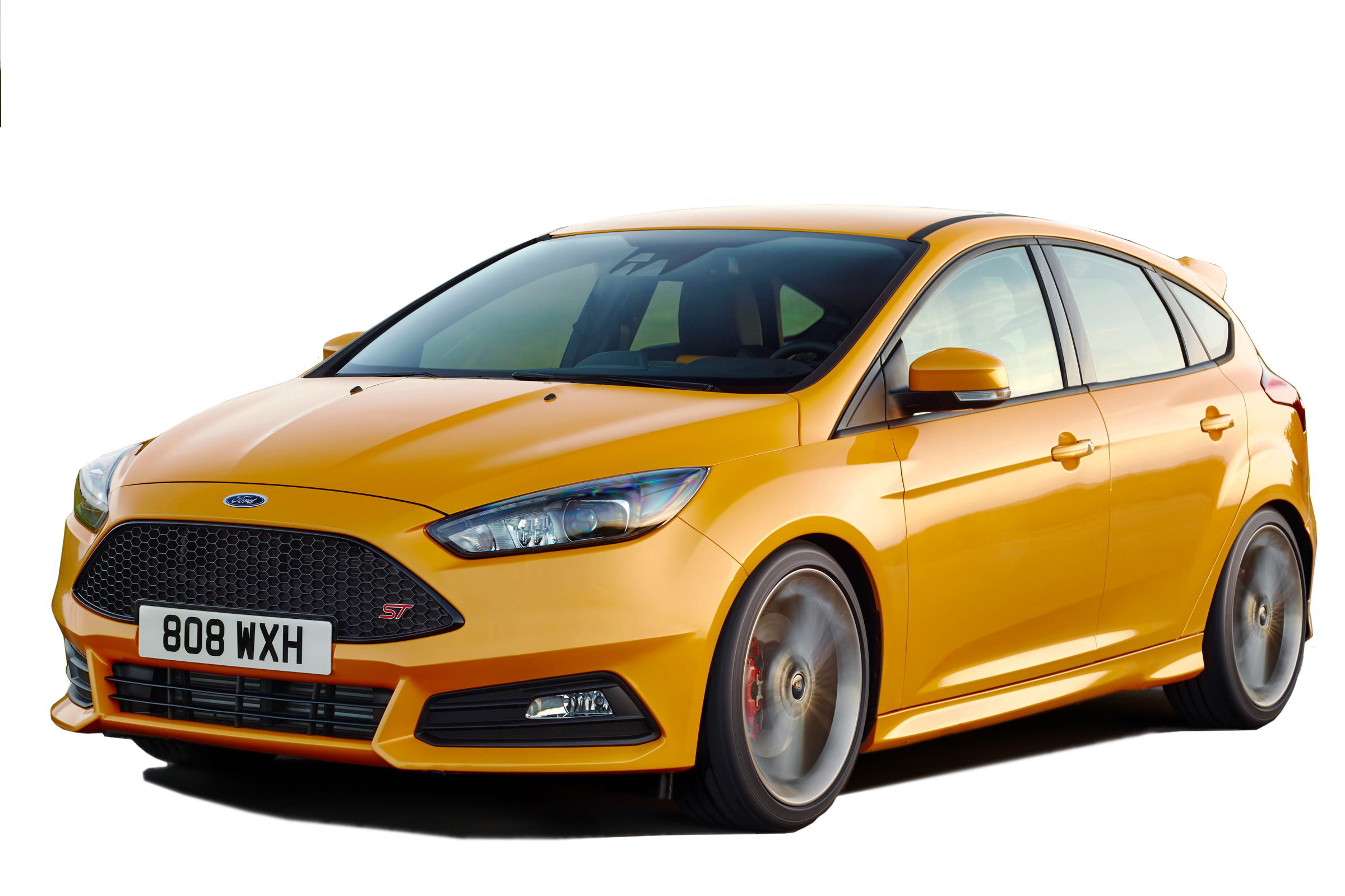 Focus ST Car Parts