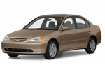 Civic (2001-2005) Car Parts