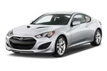 Genesis Coupe Car Parts