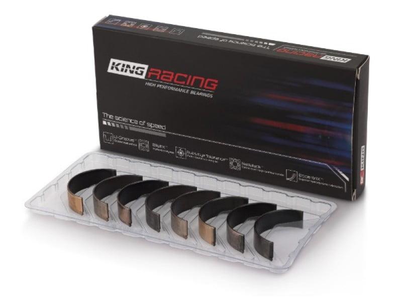 King Tri-Metal Copper-Lead Nickel Performance Rod Bearing Set Ford | Mazda 2.0L Duratec (Size STD)