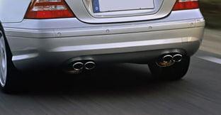 Eisenmann Stainless Axleback Exhaust 4x90x70mm Oval Tips Audi TT Quattro 3.2L 07-13