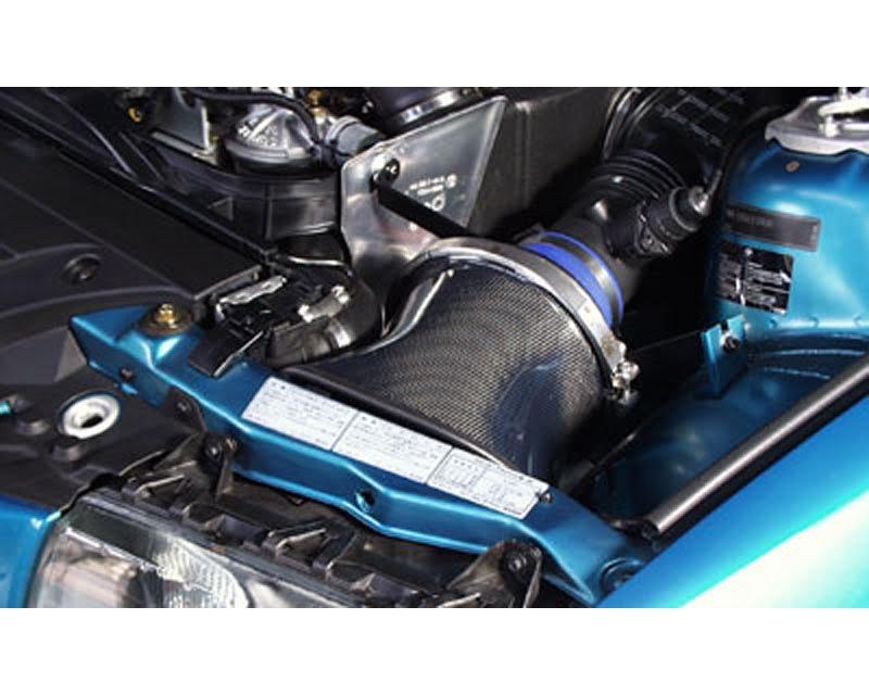 GruppeM Carbon Fiber Ram Air Intake System BMW M3 E36 3.0/3.2 94-00