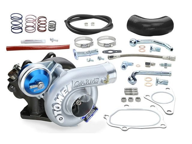 Tomei Turbocharger Kit Arms MX7760 EJ Single Scroll