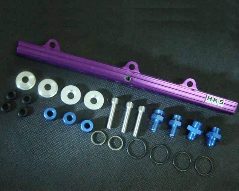 HKS Fuel Rail Upgrade Kit Nissan R34 GTR RB26DETT 99-02