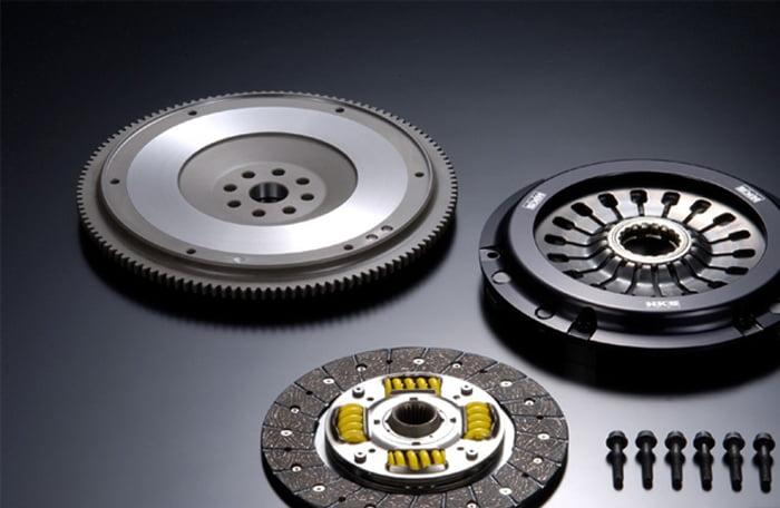 HKS GD Clutch Slave Cylinder Push Rod Mazda RX-7 FD3S 13B 93-95