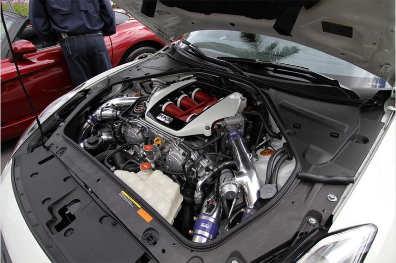 HKS GT600 Standard Racing Package Nissan Skyline R35 GT-R R35 09-20