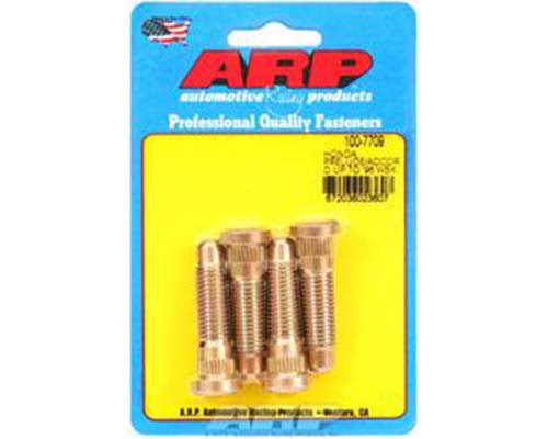 ARP 80-00 Honda M12x1.85inch Wheel Stud Kit (4 Studs/1 Wheel)