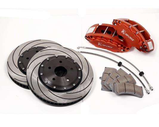 Ksport ProComp 8 Piston 356mm Rear Big Brake Kit BMW Z3 96-02