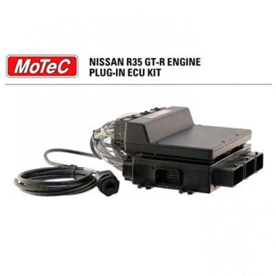 GT1R Motec M1 ECU Package Nissan R35 GT-R 09-20