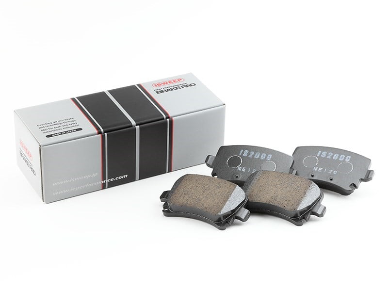 Neuspeed Brake Pads Rear Audi|VW Model #IS.2500.791