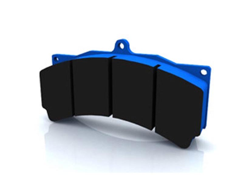 Pagid RS 4-2 Blue Front Brake Pads Audi TT 3.2 V6 Quattro 06-12