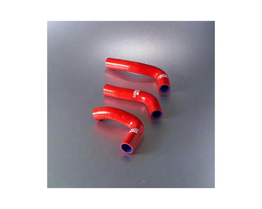 Samco Radiator Hose 3pc Mazda Miata MX5 1800 BP 12/94-99