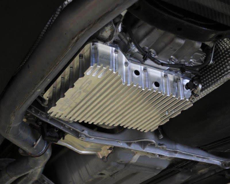 South Side Performance GR6 Deep Transmission Pan Nissan GT-R R35 09-20
