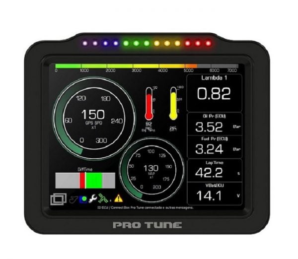 Pro Tune TDL 5.6 – Touch Dash Logger