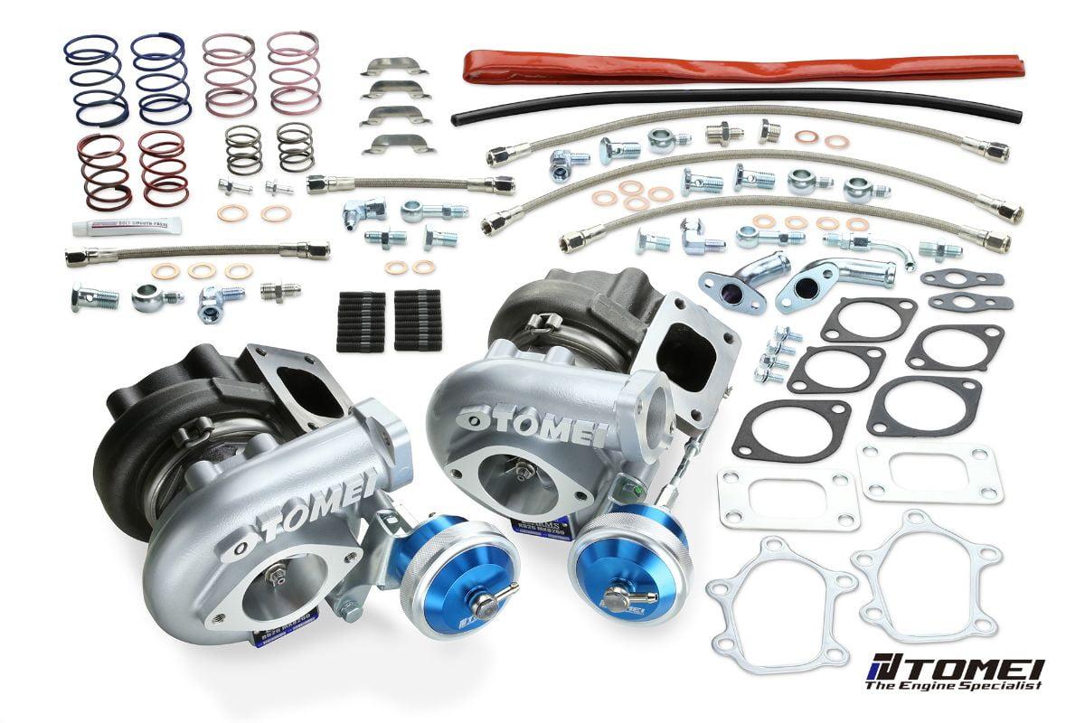 Tomei MX8260 Turbo Kit RB26DETT Nissan Skyline GTR R32 | R33 | R34  89-02