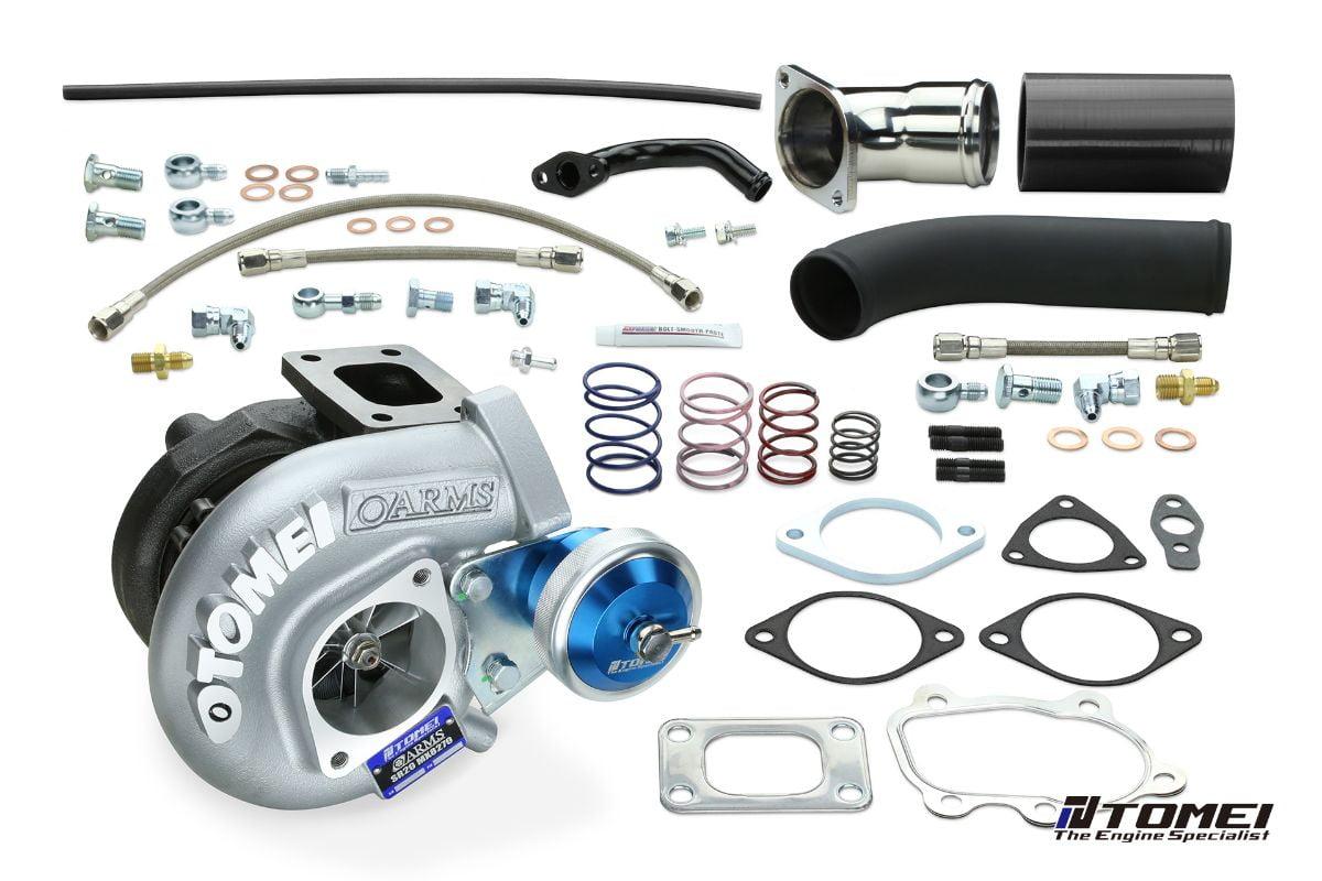 Tomei MX7960 Turbo Kit SR20DET Nissan 240SX | Silvia  S13 | S14 | S15 89-02