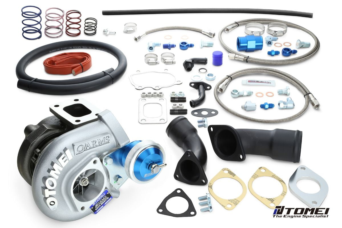 Tomei MX7960 Turbo Kit KA24DE Nissan 240SX S13 | S14 89-98