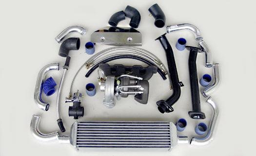 Turbo Specialties T25 Extreme Turbo Kit Mazda Miata 1.8L BP-ZE 99-05