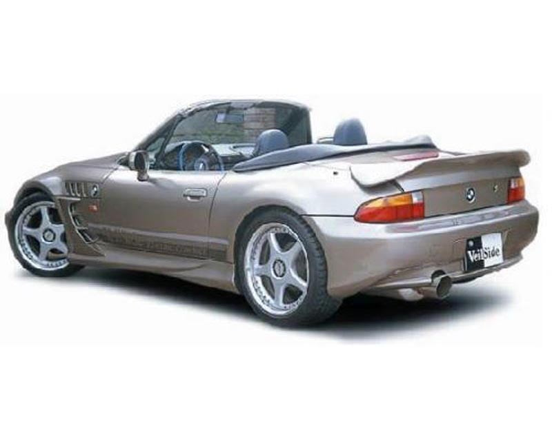 VeilSide 1996-2002 BMW Z3 E36/4 EC-I Model Rear Bumper Spoiler (FRP) Model #AE042-03