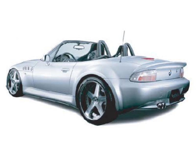 VeilSide 1996-2002 BMW Z3 E36/4 Executive Sports Model Complete Kit (FRP) Front Bumper, Side Skirts, Rear Fenders, Rear Bumper